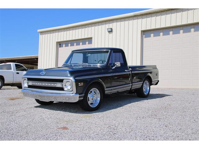 1969 Chevrolet C10 (CC-1207253) for sale in Fort Smith, Arkansas