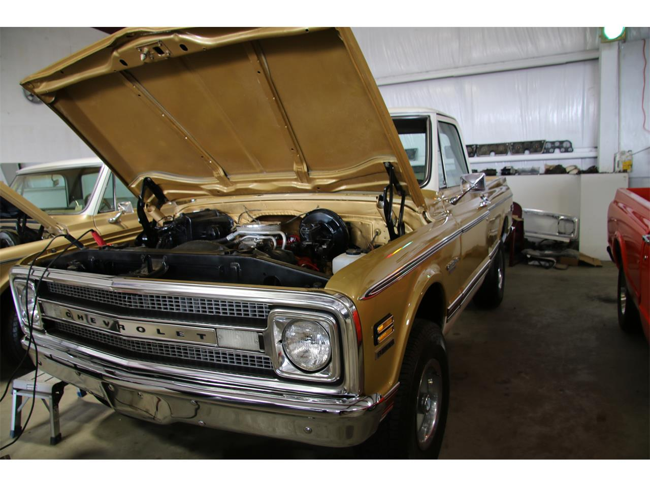 1970 Chevrolet CST 10 (CC-1207255) for sale in Fort Smith, Arkansas