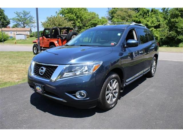 2014 Nissan Pathfinder (CC-1207296) for sale in Hilton, New York