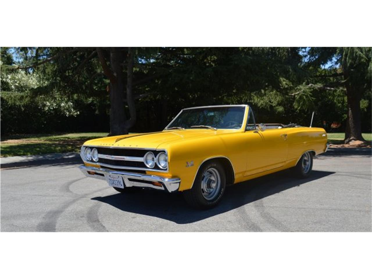 1965 Chevrolet Chevelle Malibu (CC-1207300) for sale in San Jose, California