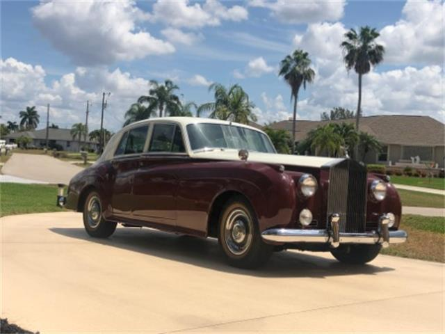 1957 Rolls-Royce Silver Cloud (CC-1207303) for sale in Astoria, New York