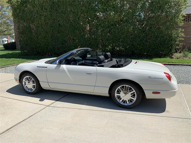 2002 Ford Thunderbird (CC-1207334) for sale in Charlotte, North Carolina