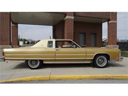 1977 Lincoln Coupe (CC-1207446) for sale in Davenport, Iowa