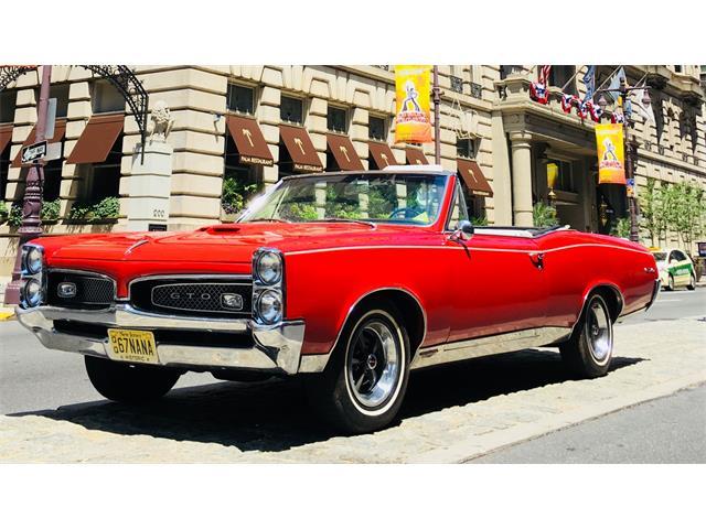 1967 Pontiac GTO (CC-1207473) for sale in Stratford, New Jersey