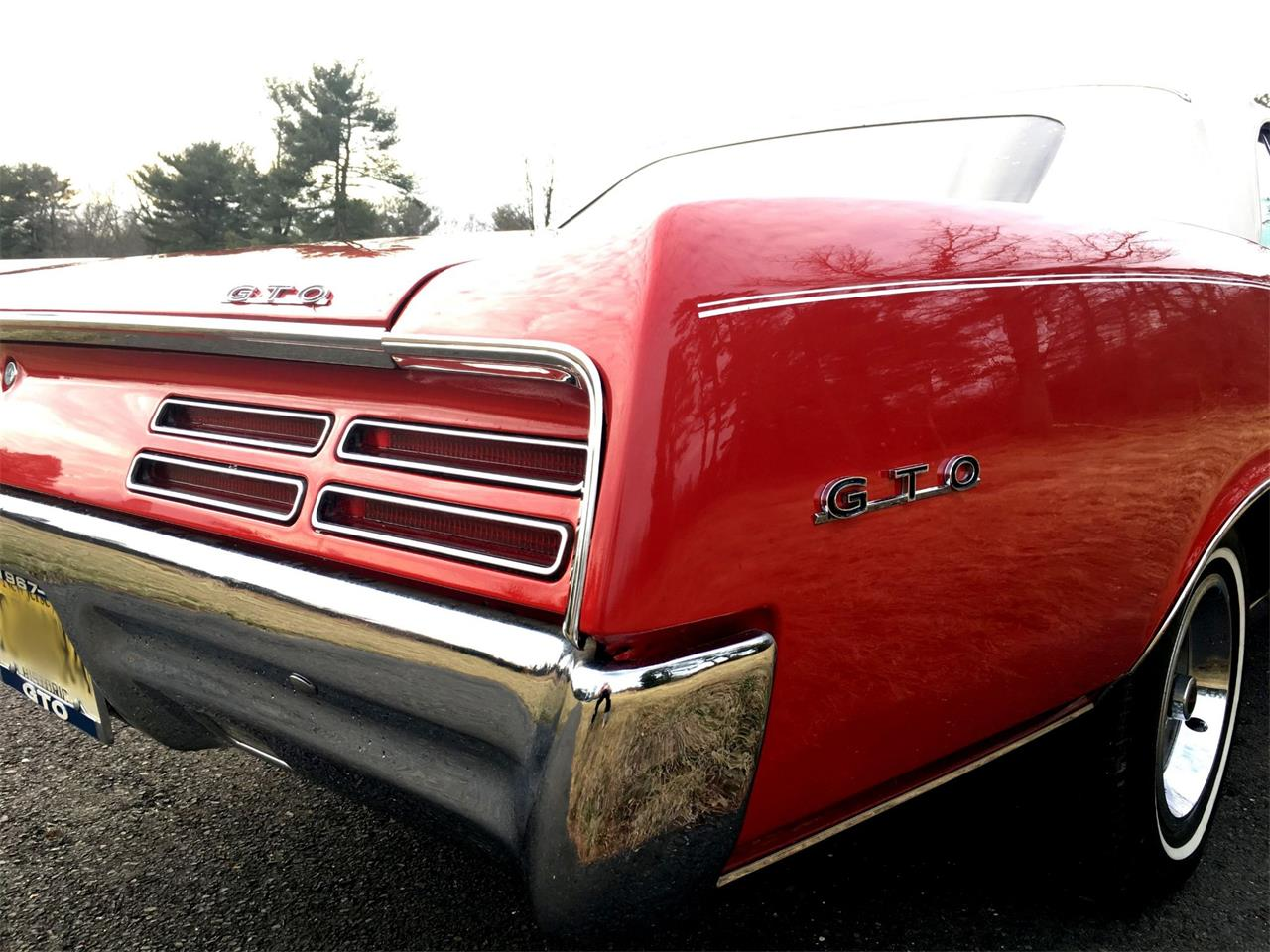 1967 Pontiac GTO (CC-1207473) for sale in Stratford, New Jersey