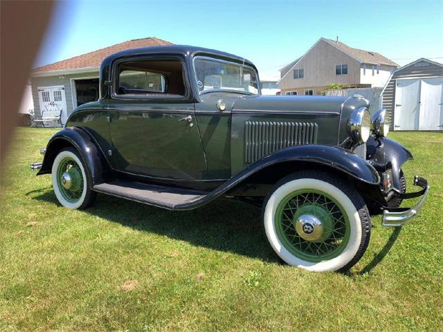 1932 Ford Coupe (CC-1207513) for sale in West Pittston, Pennsylvania
