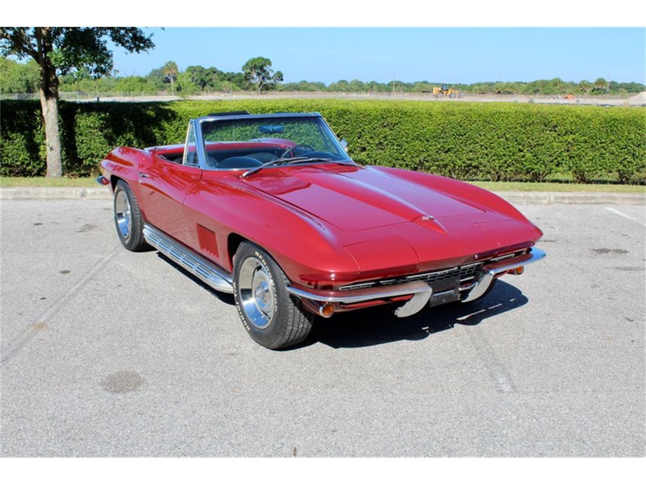 1967 Chevrolet Corvette Stingray (CC-1207641) for sale in Sarasota, Florida