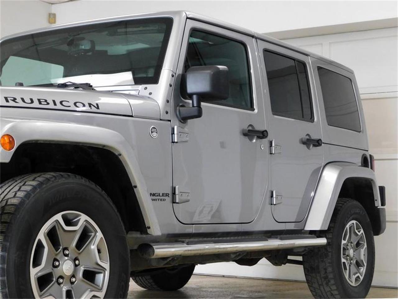 2014 Jeep Wrangler Rubicon (CC-1200765) for sale in Hamburg, New York