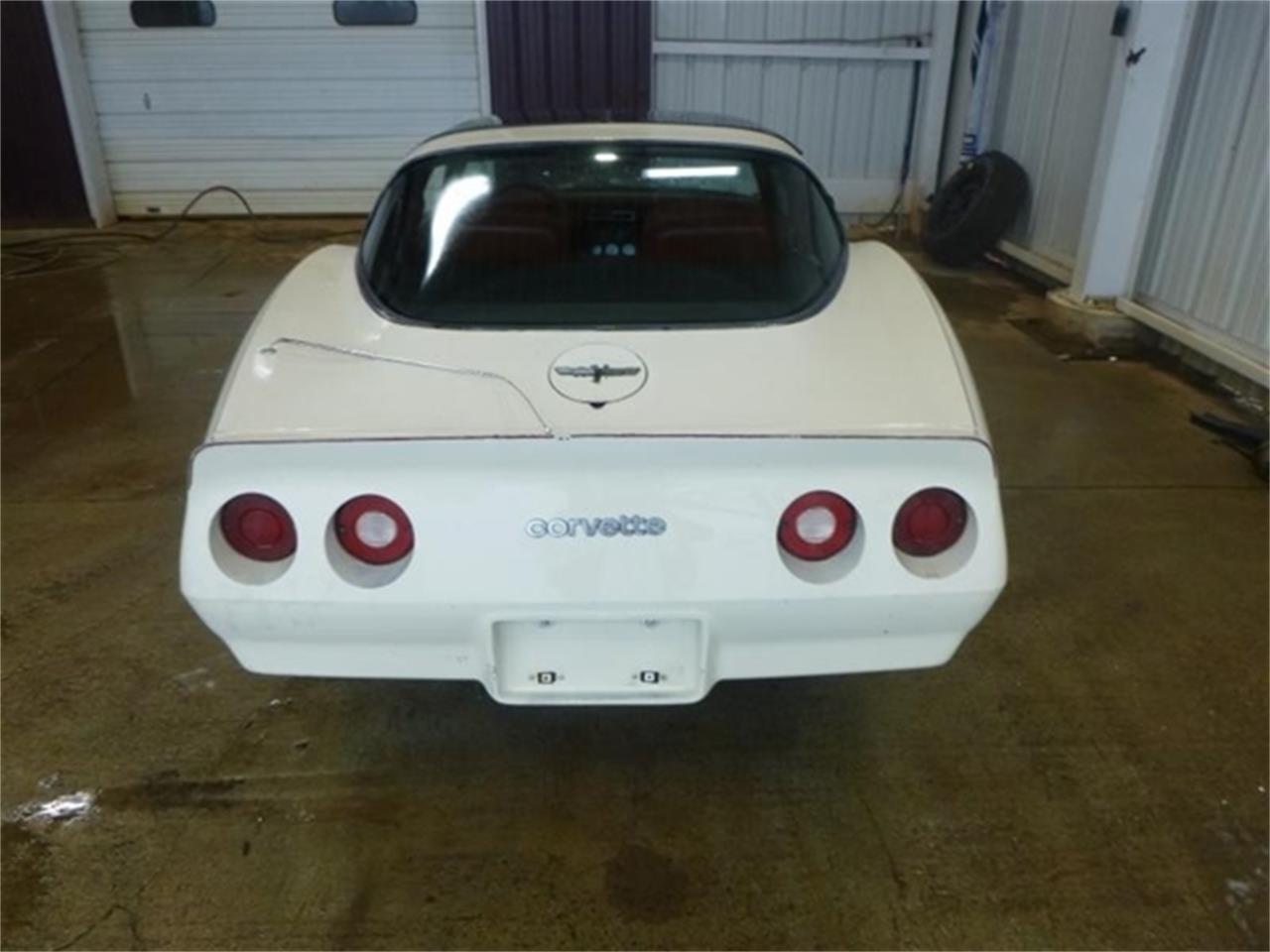 1981 Chevrolet Corvette (CC-1207718) for sale in Bedford, Virginia