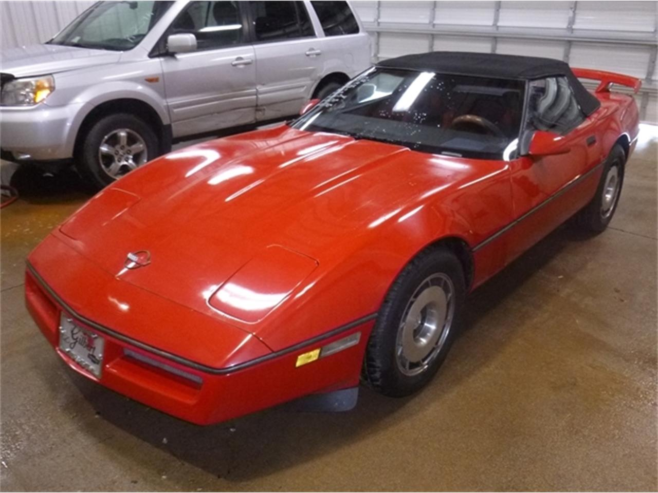 1987 Chevrolet Corvette (CC-1207732) for sale in Bedford, Virginia