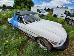 1977 MG MGB (CC-1207737) for sale in Bedford, Virginia