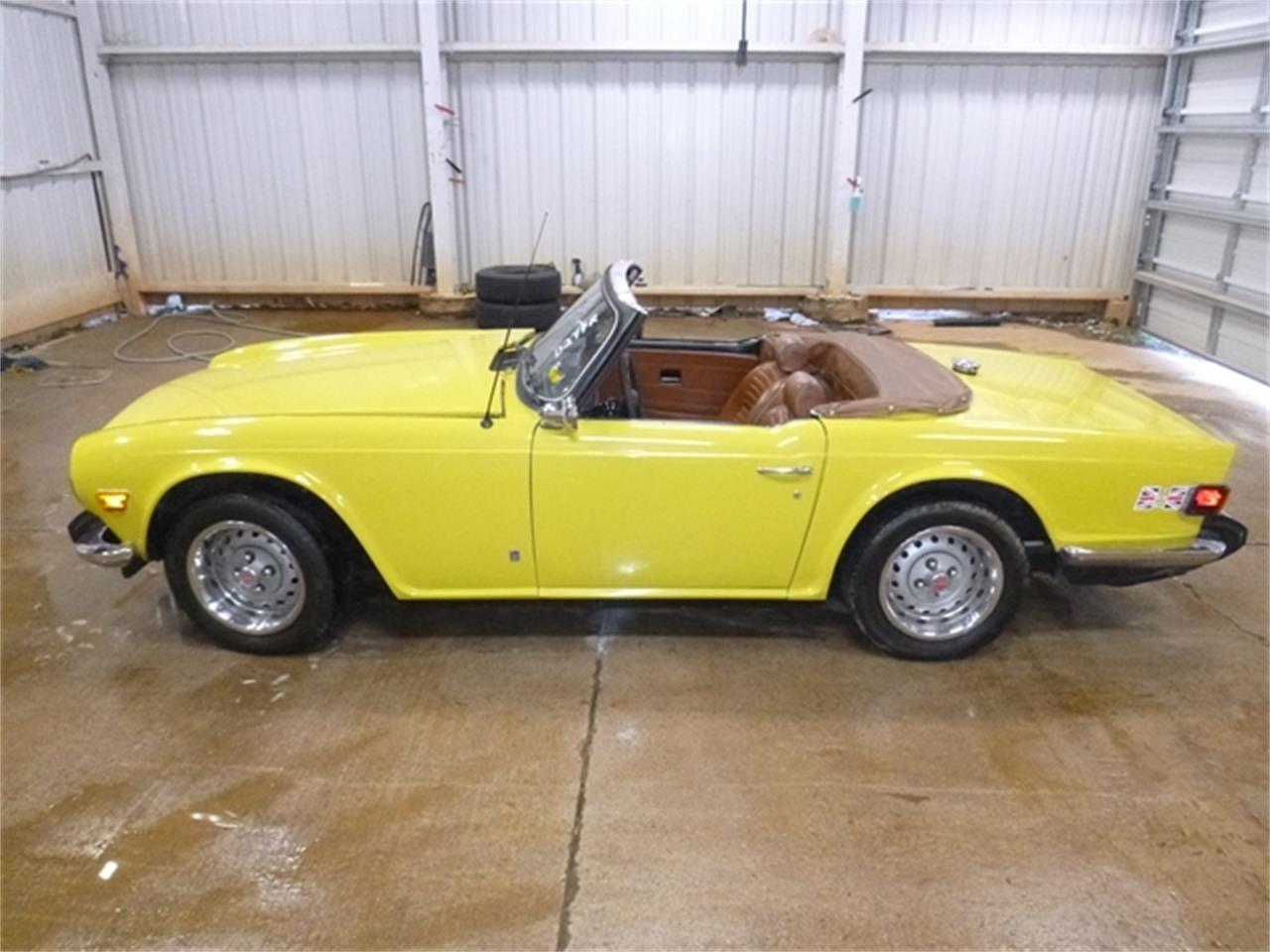 1974 Triumph TR6 (CC-1207740) for sale in Bedford, Virginia
