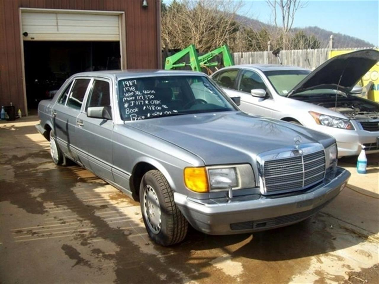 1987 Mercedes-Benz 420 (CC-1207750) for sale in Bedford, Virginia
