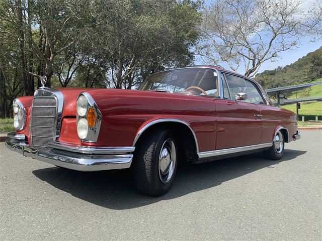 1966 Mercedes-Benz 250SE (CC-1207770) for sale in Novato, California