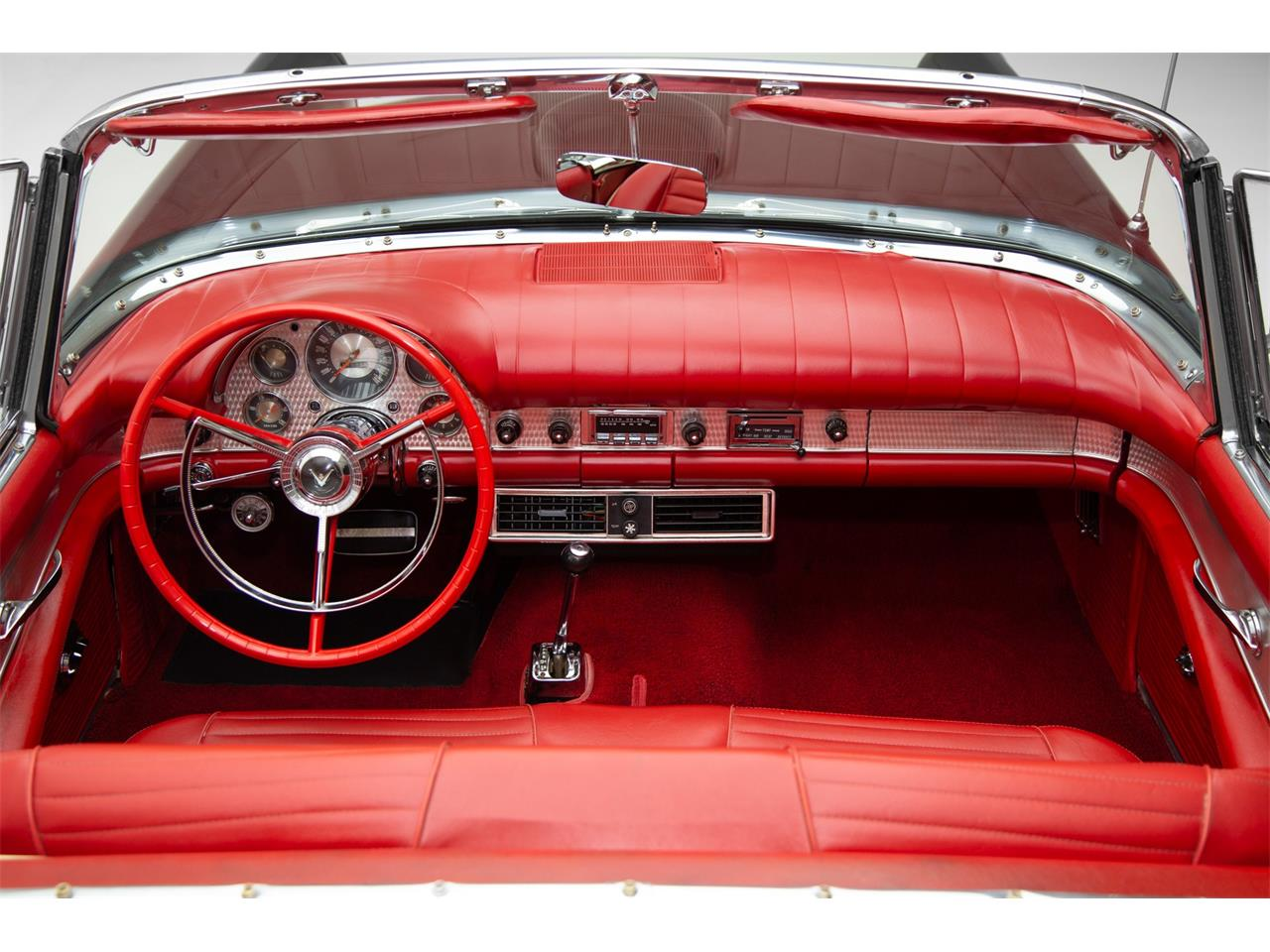 1957 Ford Thunderbird (CC-1207855) for sale in Des Moines, Iowa