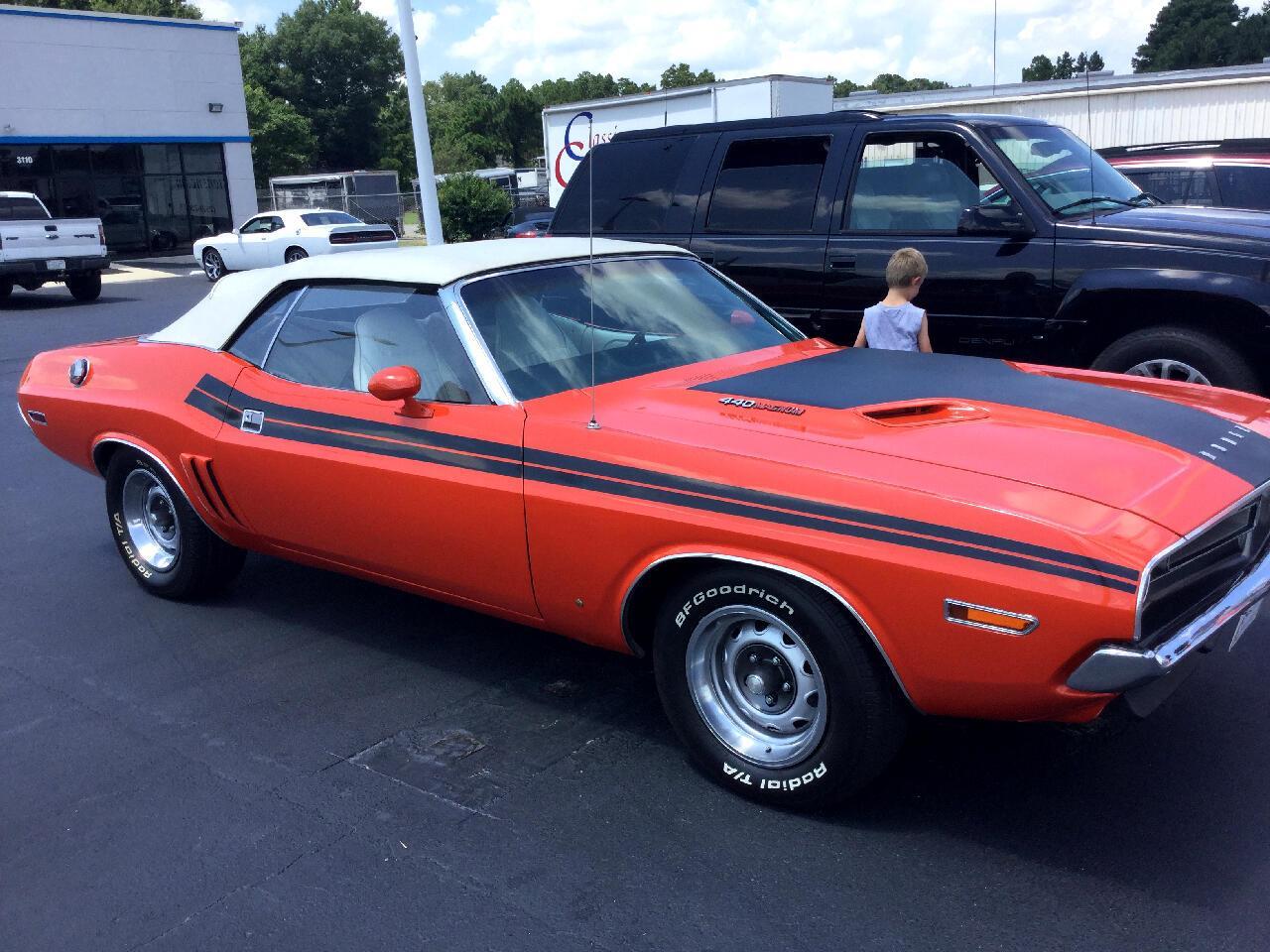 1971 Dodge Challenger (CC-1207915) for sale in Greenville, North Carolina