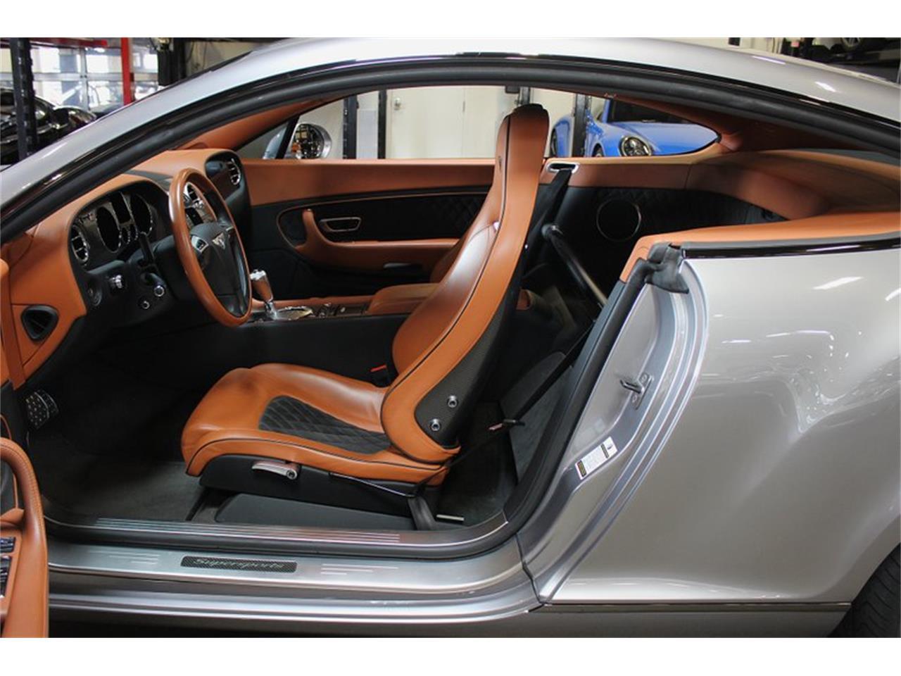2010 Bentley Continental (CC-1207927) for sale in San Carlos, California