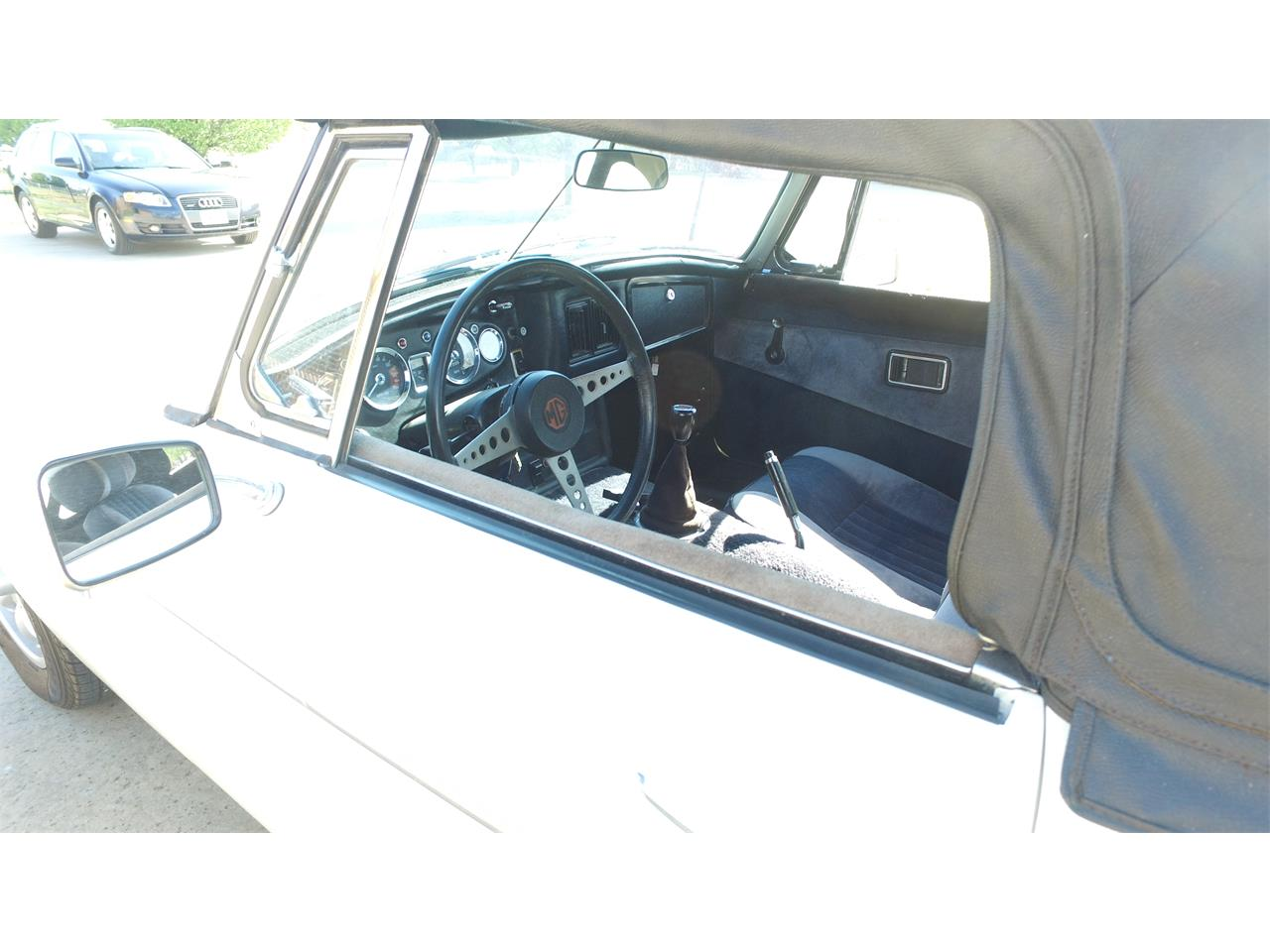 1972 MG MGB (CC-1208093) for sale in Haslet, Texas