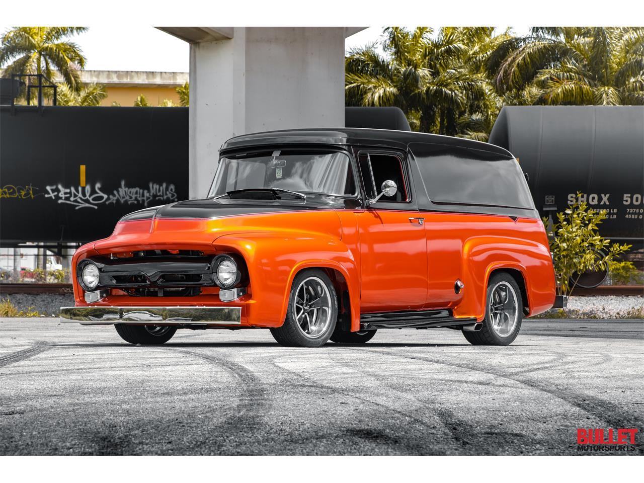 1956 Ford Panel Truck (CC-1208098) for sale in Fort Lauderdale, Florida