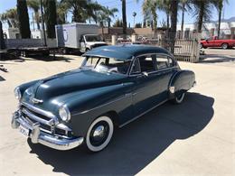 1950 Chevrolet Fleetline (CC-1208125) for sale in San Bernardino, California