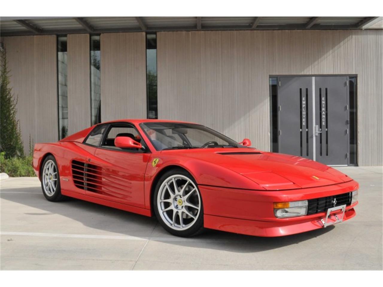 1991 Ferrari Testarossa For Sale Classiccars Com Cc 1208129