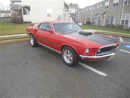 1969 Ford Mustang Mach 1 (CC-1208140) for sale in Egg Harbor Township, New Jersey