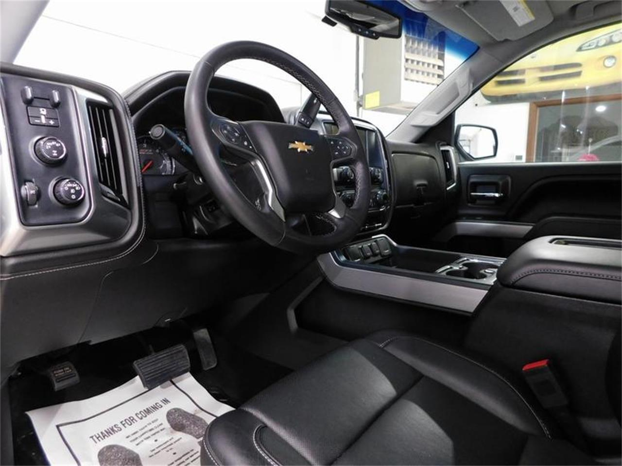 2017 Chevrolet Silverado (CC-1208166) for sale in Hamburg, New York