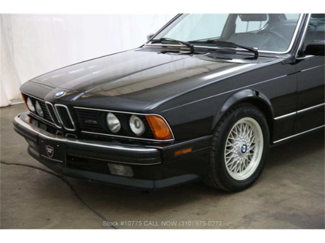 1988 BMW M6 (CC-1208174) for sale in Beverly Hills, California