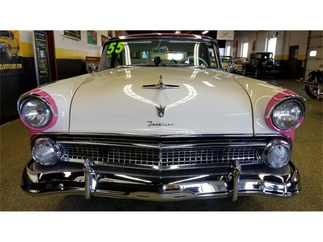 1955 Ford Crown Victoria (CC-1208178) for sale in Mankato, Minnesota