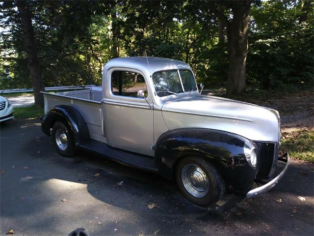 1940 Ford Pickup (CC-1208196) for sale in West Pittston, Pennsylvania