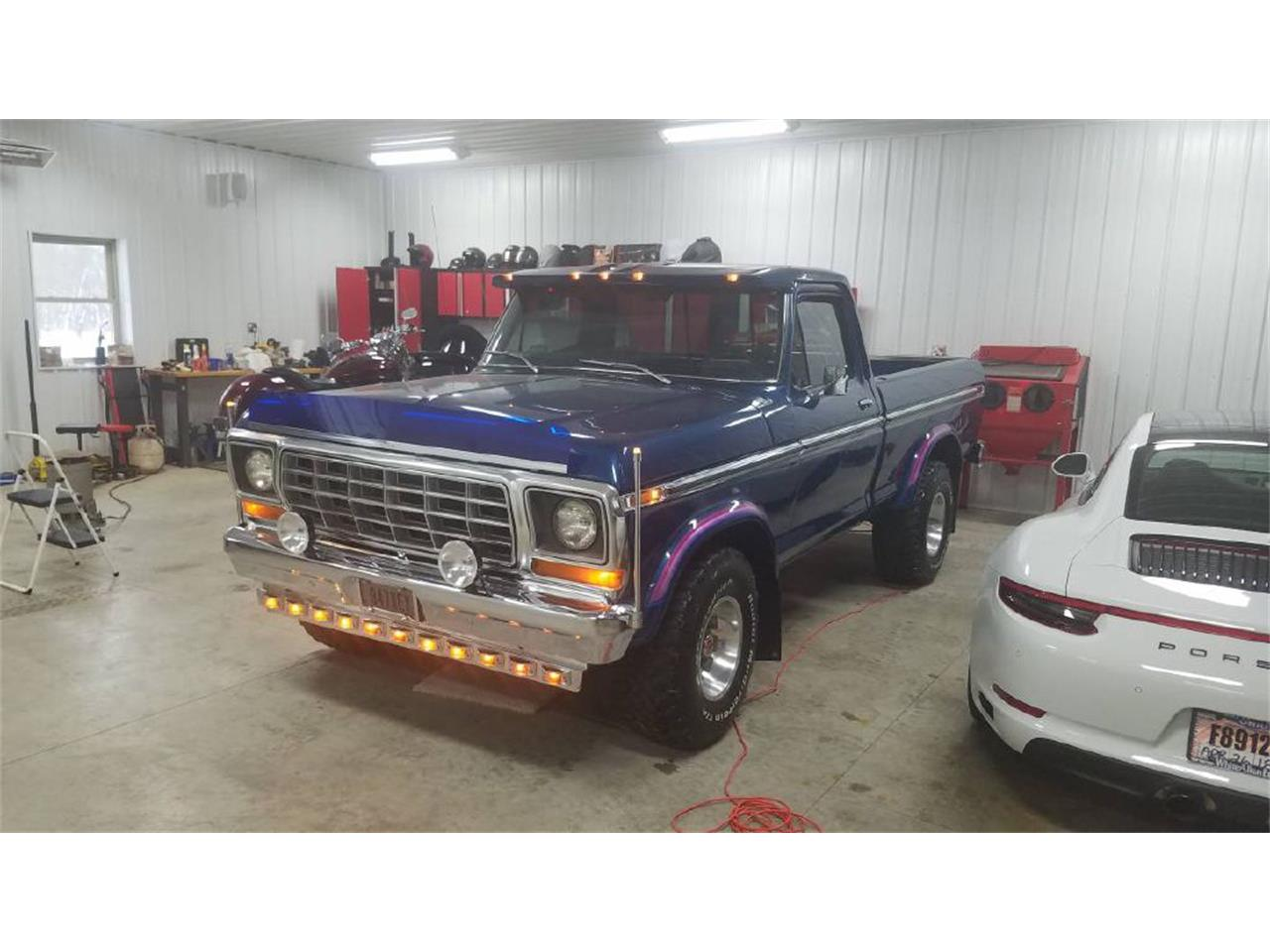 1978 Ford F150 (CC-1208197) for sale in West Pittston, Pennsylvania
