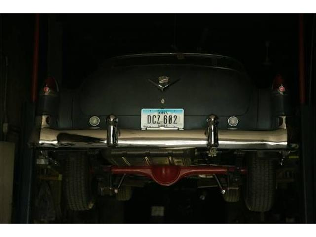 1950 Cadillac Series 62 (CC-1200082) for sale in Cadillac, Michigan