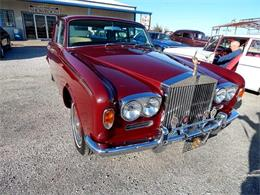 1967 Rolls-Royce Silver Shadow (CC-1208204) for sale in Wichita Falls, Texas