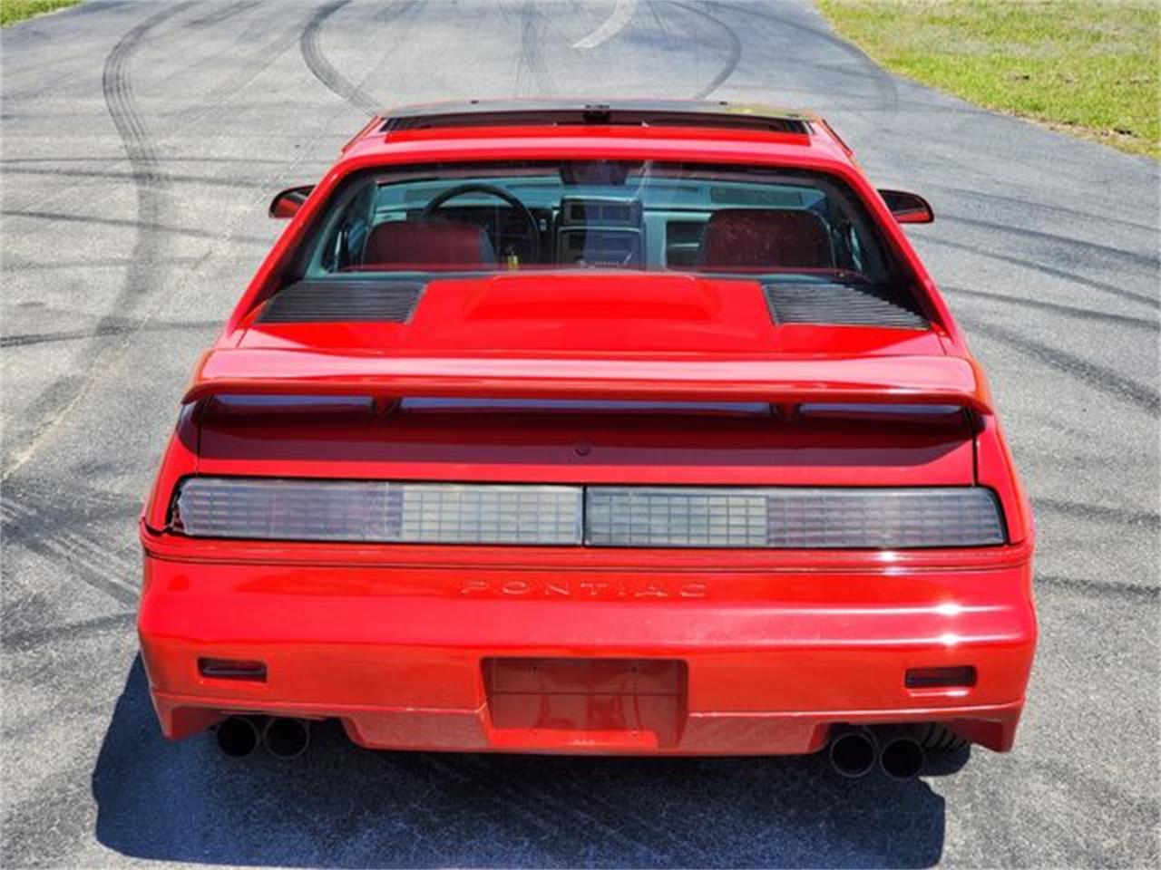 1986 Pontiac Fiero (CC-1208219) for sale in Hope Mills, North Carolina