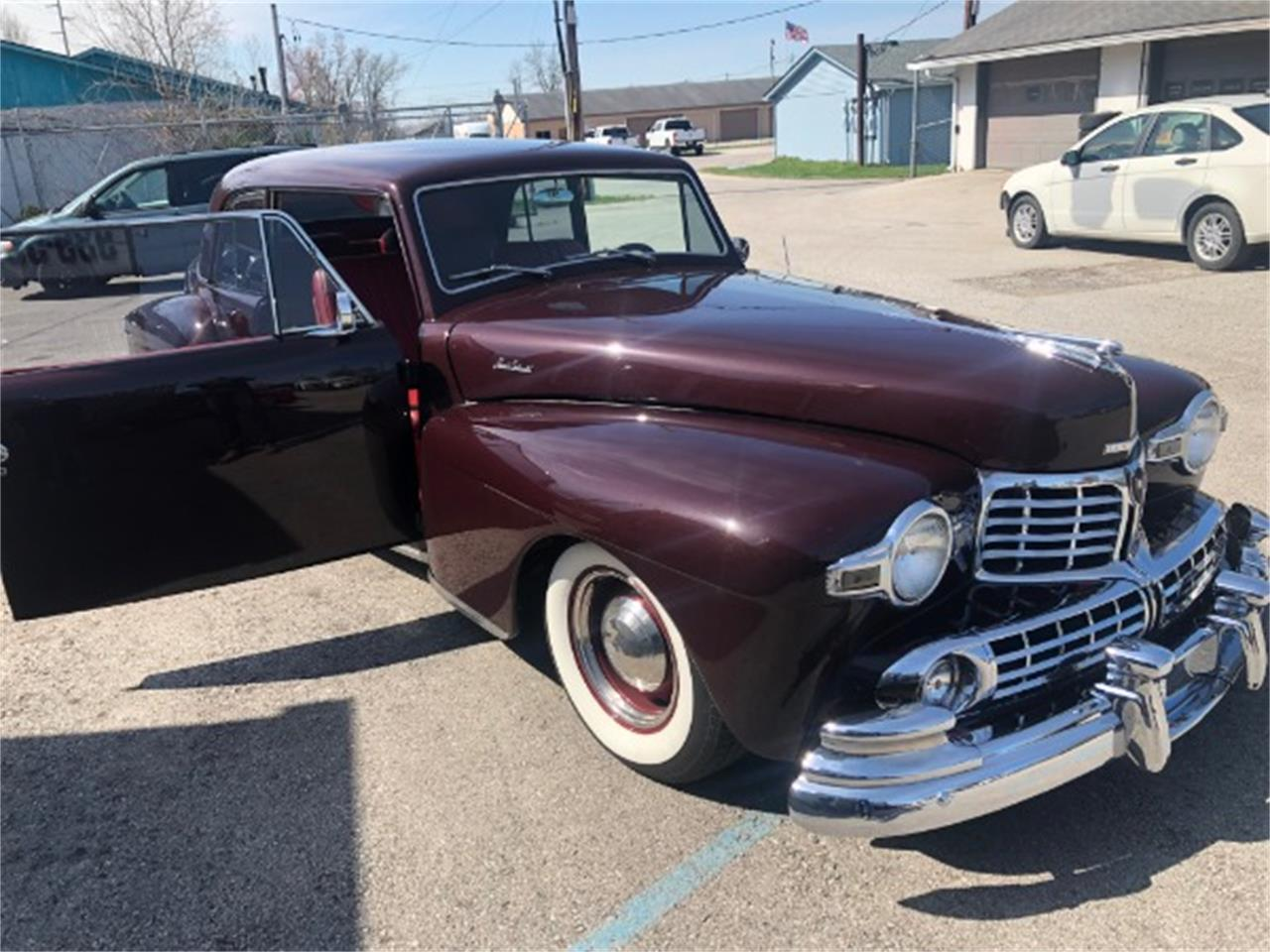 1948 Lincoln Continental (CC-1208274) for sale in Cornelius, North Carolina
