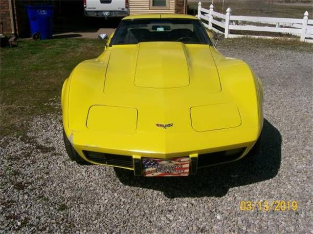 1977 Chevrolet Corvette (CC-1200083) for sale in Cadillac, Michigan