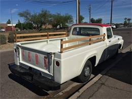1963 Ford F100 (CC-1208318) for sale in Cadillac, Michigan