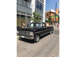 1967 Ford F100 (CC-1208347) for sale in Cadillac, Michigan