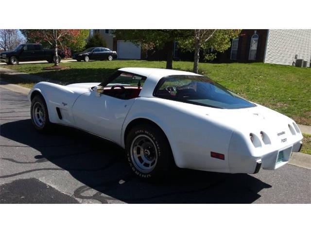 1979 Chevrolet Corvette (CC-1208348) for sale in Cadillac, Michigan