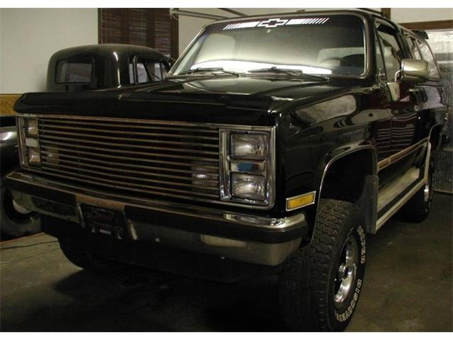 1986 GMC Jimmy