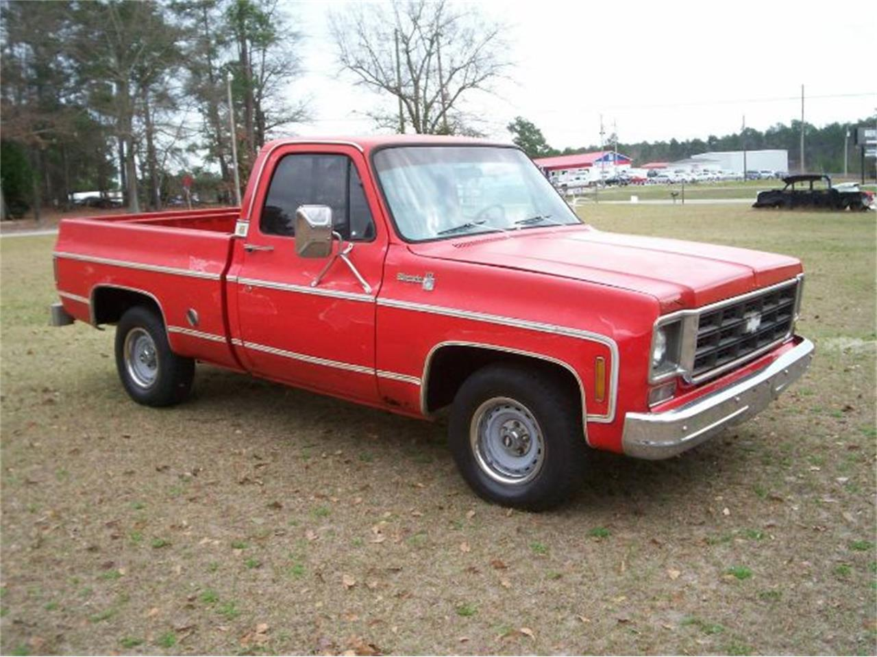 1977 Chevrolet Pickup (CC-1208356) for sale in Cadillac, Michigan