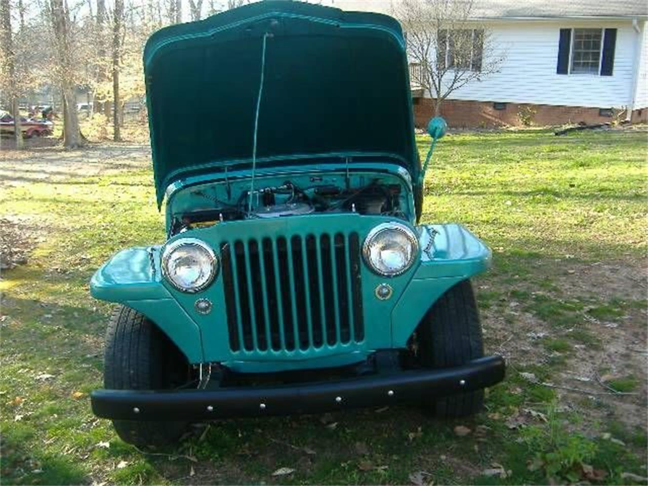 1948 Willys Pickup (CC-1208357) for sale in Cadillac, Michigan