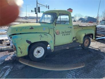 1955 Ford Pickup (CC-1208370) for sale in Cadillac, Michigan
