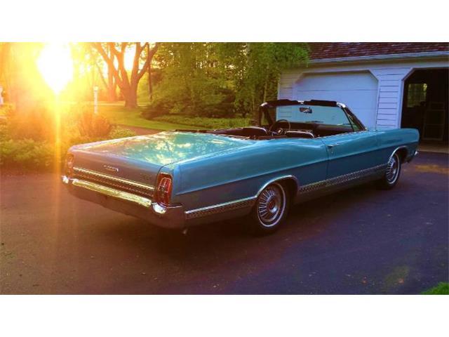 1967 Ford Galaxie (CC-1208377) for sale in Cadillac, Michigan