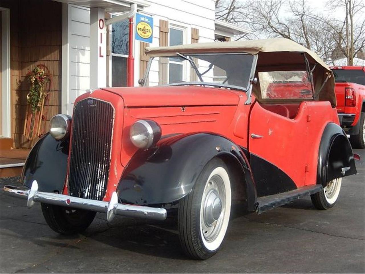 1946 Anglia Street Rod (CC-1208381) for sale in Cadillac, Michigan