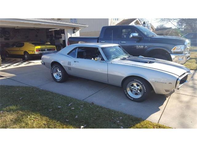 1968 Pontiac Firebird (CC-1208386) for sale in Cadillac, Michigan