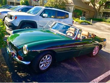 1968 MG MGB (CC-1208392) for sale in Cadillac, Michigan