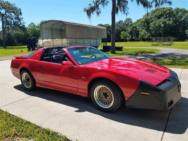 1989 Pontiac Firebird Trans Am GTA (CC-1208395) for sale in Wimauma, Florida