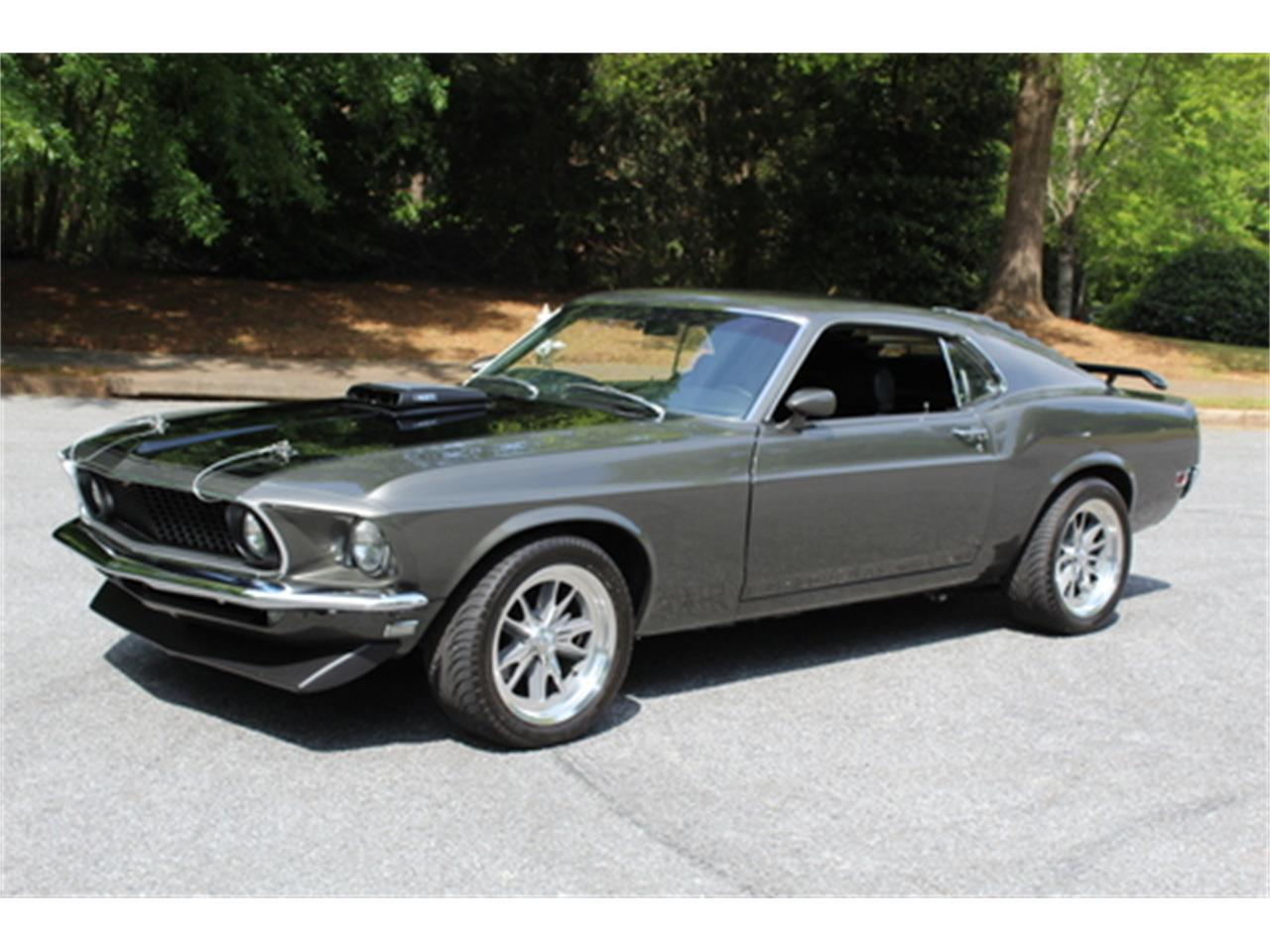 1970 Ford Mustang Mach 1 (CC-1208415) for sale in Roswell, Georgia