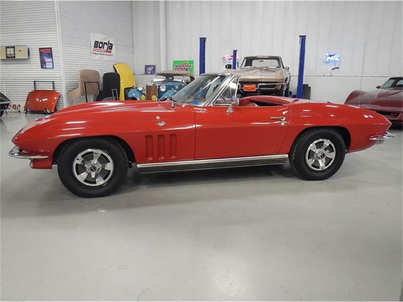 1966 Chevrolet Corvette (CC-1200853) for sale in Burr Ridge, Illinois